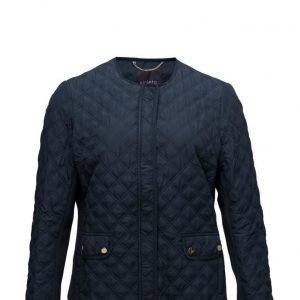 Violeta by Mango Mixed Quilted Jacket tikkitakki
