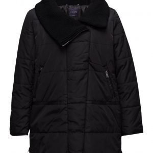 Violeta by Mango Mixed Quilted Jacket untuvatakki
