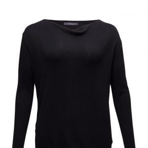 Violeta by Mango Modal Cotton-Blend Sweater neulepusero