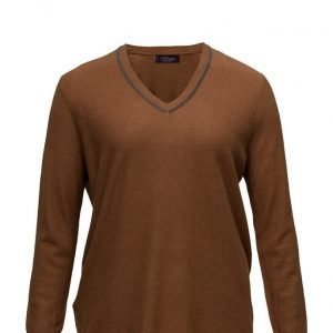 Violeta by Mango Modal Wool-Blend Sweater neulepusero