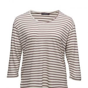 Violeta by Mango Modal Wool-Blend T-Shirt
