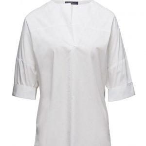 Violeta by Mango Poplin Shirt pitkähihainen paita