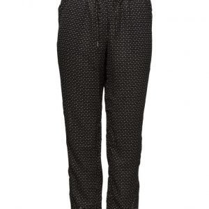Violeta by Mango Printed Baggy Trousers suorat housut