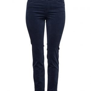 Violeta by Mango Slim-Fit Corduroy Trousers skinny housut