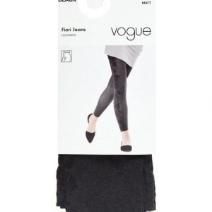 Vogue Fiori Jeans 50 Den Leggingsit