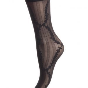 Vogue Ladies Den Knee-High Fiore Knee 15 Den nilkkasukat