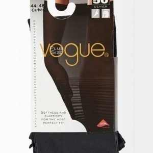 Vogue Plus Size 50 Den 3d Sukkahousut