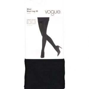 Vogue Wool Short Leg 3d Sukkahousut
