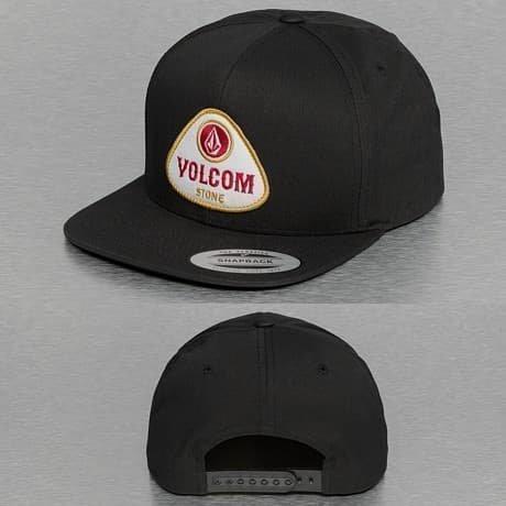 Volcom Snapback Lippis Harmaa