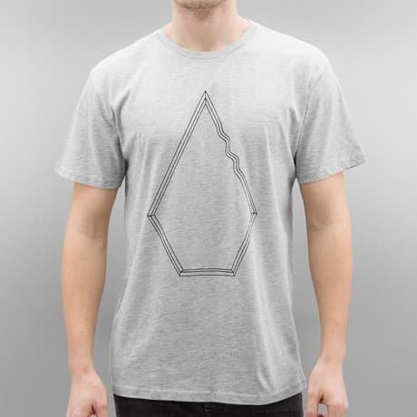 Volcom T-paita Harmaa