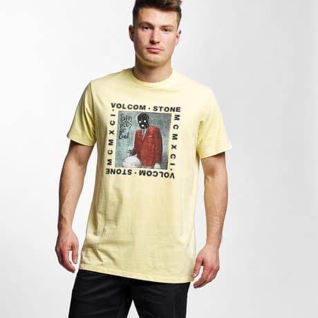 Volcom T-paita Keltainen