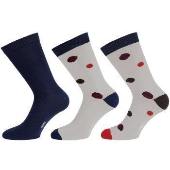 WESC Big Dot Socks 3 pakkaus