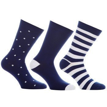 WESC Dott and Block Socks 3 pakkaus