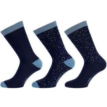WESC Irregular Dot Socks 3 pakkaus
