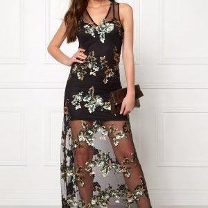 WYLDR Float On Dress Blush