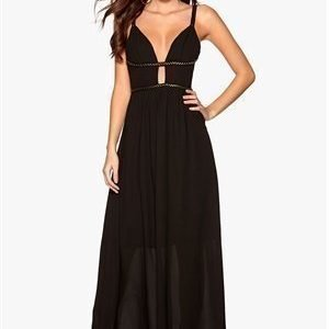 WYLDR Goddess Dress Black