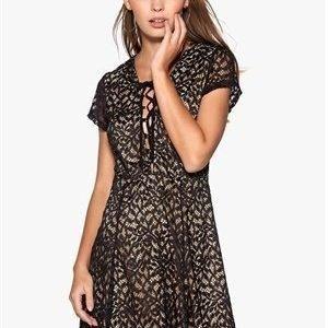 WYLDR Hayley Dress Black