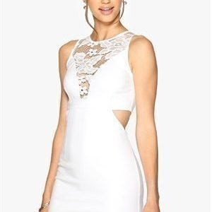 WYLDR Look out dress White