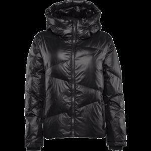 Warp Puffer Hood Jacket Toppatakki