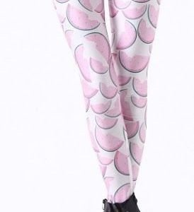 Watermelon Leggings tights