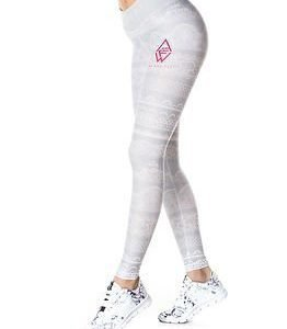 We Are Fit Lace Tights White