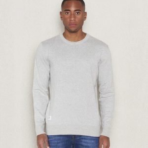 WeSC Anwar l/s knitted grey