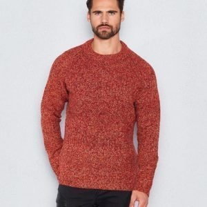 WeSC Aro knitted o-neck rosewood