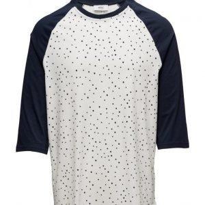 WeSC Balint S/S T-Shirt 3/4 Sle pitkähihainen t-paita