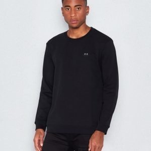 WeSC Beatie crewneck black