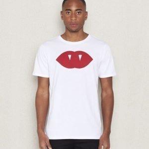 WeSC Bem s/s t-shirt white