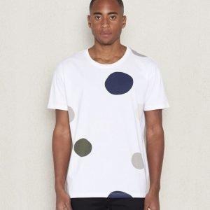 WeSC Benning s/s t-shirt white