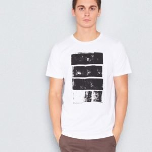 WeSC Brandy s/s t-shirt white