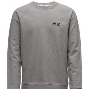WeSC Bruce Logo Embroided Sweat svetari