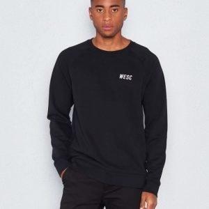 WeSC Bruce logo black
