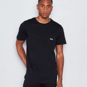 WeSC Buck s/s t-shirt black