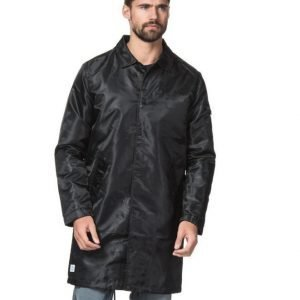 WeSC Coach Coat Black