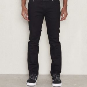 WeSC Eddy 5-pocket Black rinse