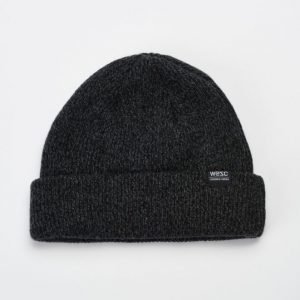 WeSC Fisherman Wool asphalt