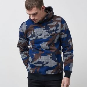 WeSC Mike Dot Camo Navy