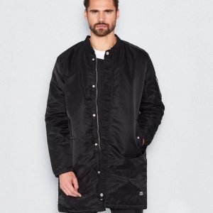 WeSC Reese padded coat black