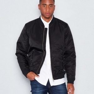 WeSC Rush padded jacket black