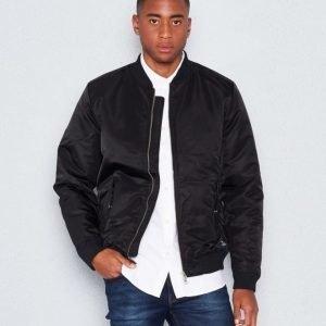 WeSC Rush padded jacket black