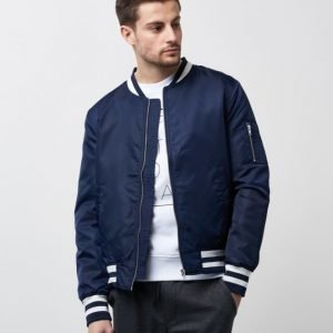 WeSC The Bomber Jacket Navy