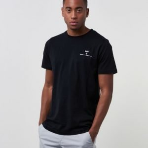 WeSC Youth Club S/S Black