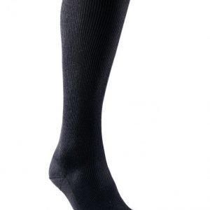 Weissbach Komfort Polvisukat Musta