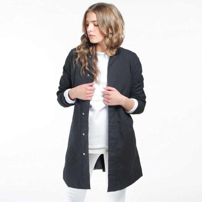 Wemoto Carlton -pitkä takki