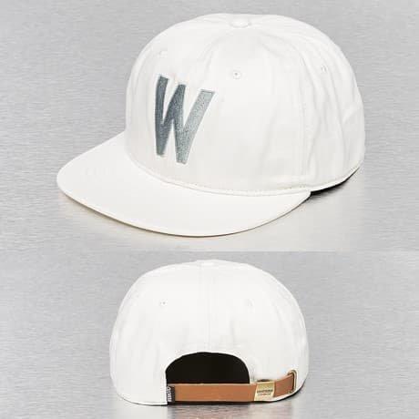 Wemoto Snapback Lippis Valkoinen