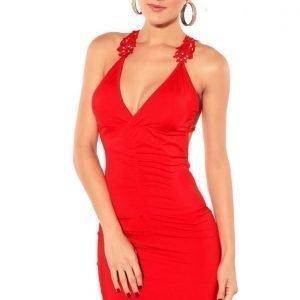 Wendy punainen mekko