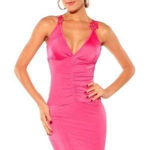 Wendy vaaleanpunainen mekko