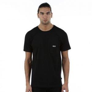 Wesc Buck T-paita Musta